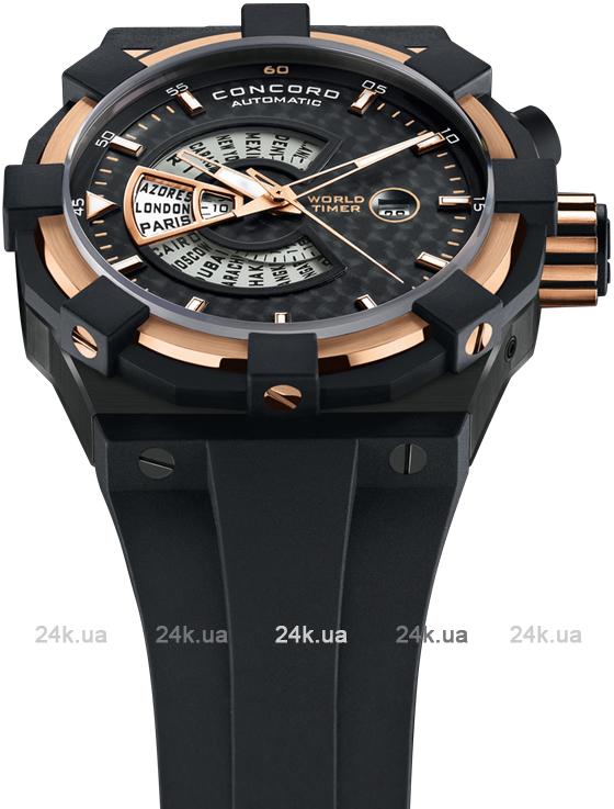 Наручные часы Concord C1 Worldtimer 0320049