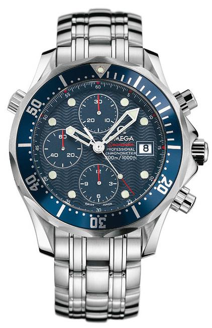 Наручные часы Omega Seamaster 300 M Chrono Diver 2225.80.00