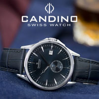 Новые часы Candino. Обзор новинок от швейцарского бренда Candino