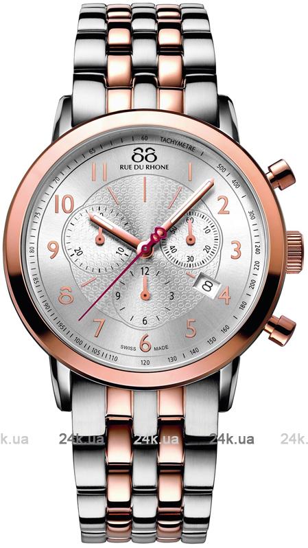 Наручные часы 88 Rue du Rhone Double 8 Chronograph 87WA120057