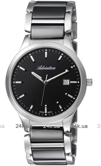 Наручные часы Adriatica Ceramic 1249 1249.E114Q
