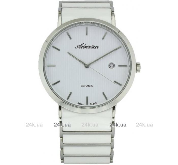 Наручные часы Adriatica Ceramic 1255 1255.C113Q