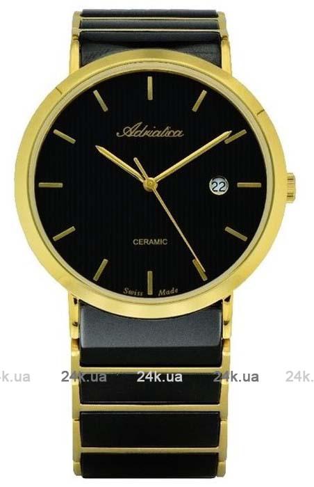 Наручные часы Adriatica Ceramic 1255 1255.F114Q