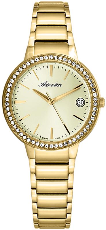 Купить Наручные Часы Adriatica Ladies Band 3415 3415.1111Qz