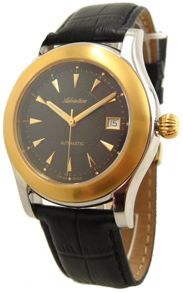 Наручные часы Adriatica Automatic 8118 8118.2214A