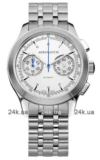 Наручные часы Aerowatch Aeroplan Chronographe 63907 AA04M