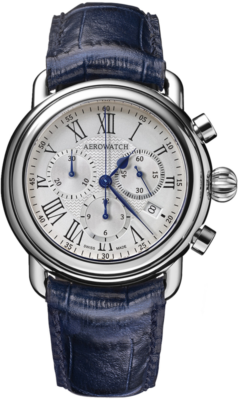 Наручные часы Aerowatch Chronograph Quartz 1942 84934 AA08