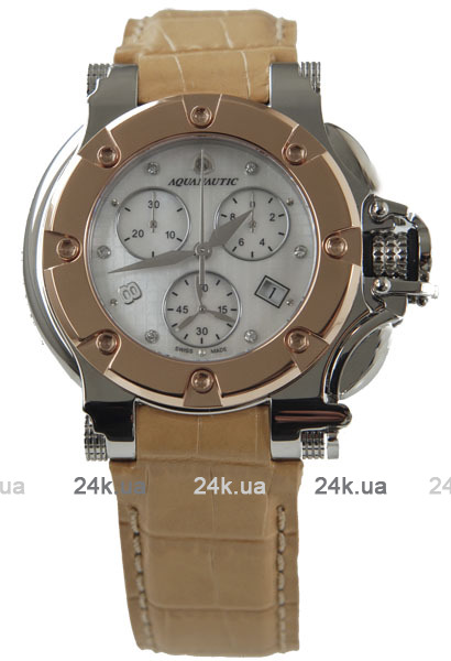 Наручные часы Aquanautic Bara Cuda Chronograph BCW00.06D.BNG.C18