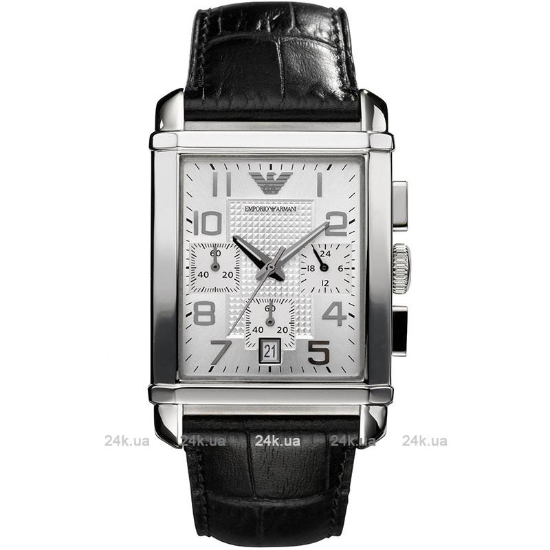 мужские часы emporio armani ar0333 кожа