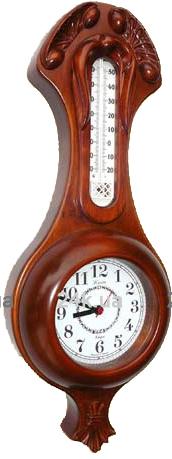 Часы Art-Life Деревянные часы 1WC-11-450x185x70