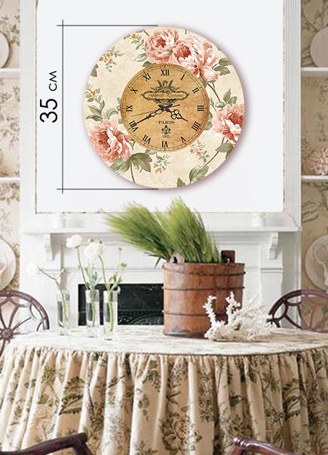 Часы Art-Life Акриловые часы 4А-1-35х35