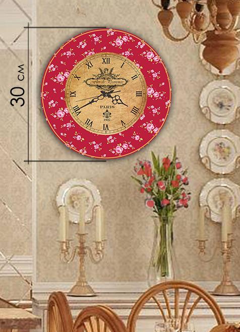 Часы Art-Life Акриловые часы 4А-10-30х30