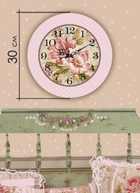 Часы Art-Life Акриловые часы 4А-11-30х30