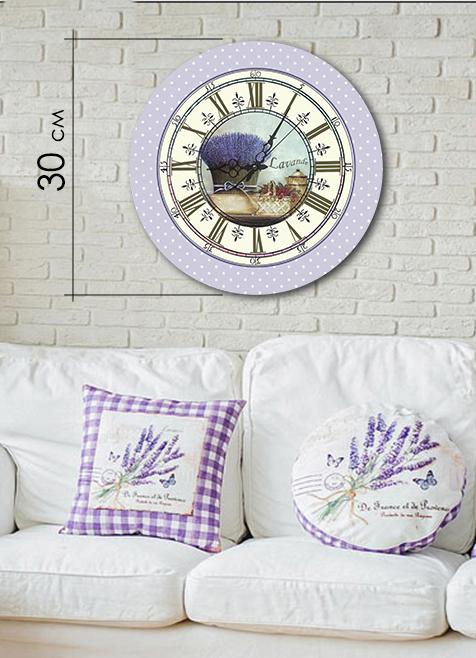 Часы Art-Life Акриловые часы 4А-12-30х30