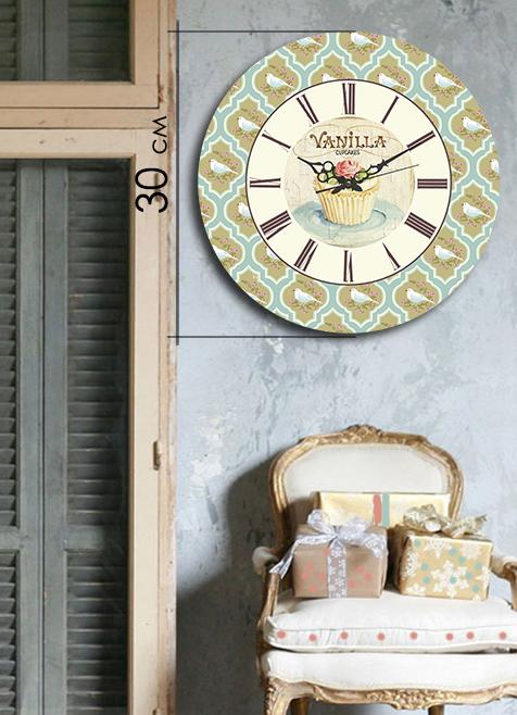Часы Art-Life Акриловые часы 4А-13-30х30