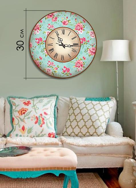 Часы Art-Life Акриловые часы 4А-2-30х30