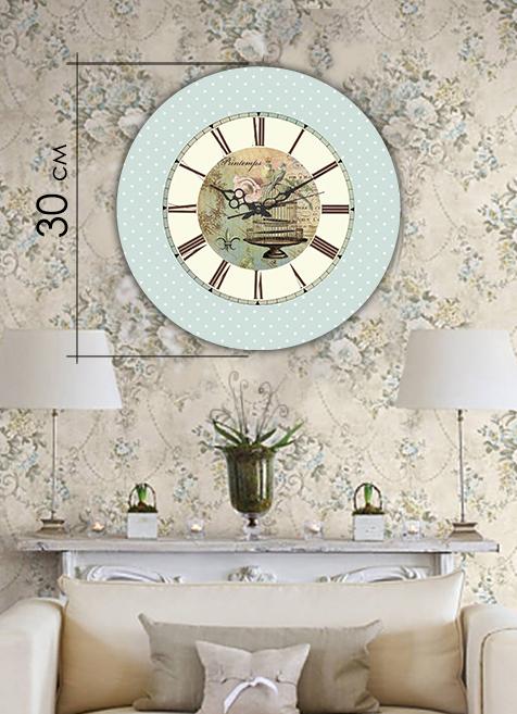 Часы Art-Life Акриловые часы 4А-4-30х30