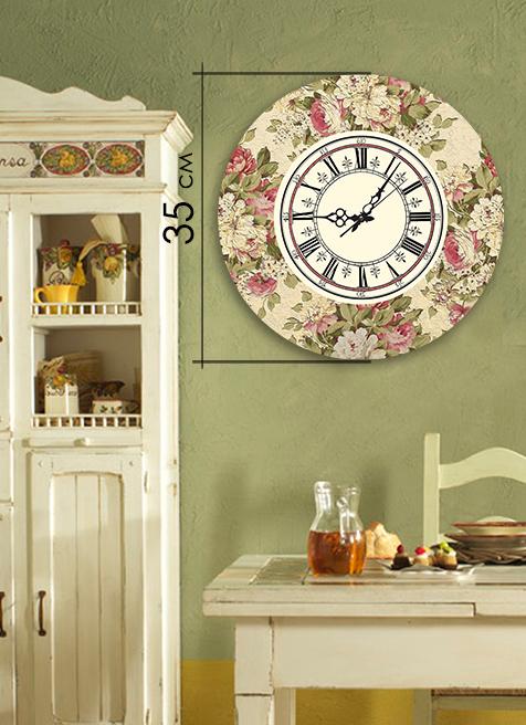 Часы Art-Life Акриловые часы 4А-6-35х35