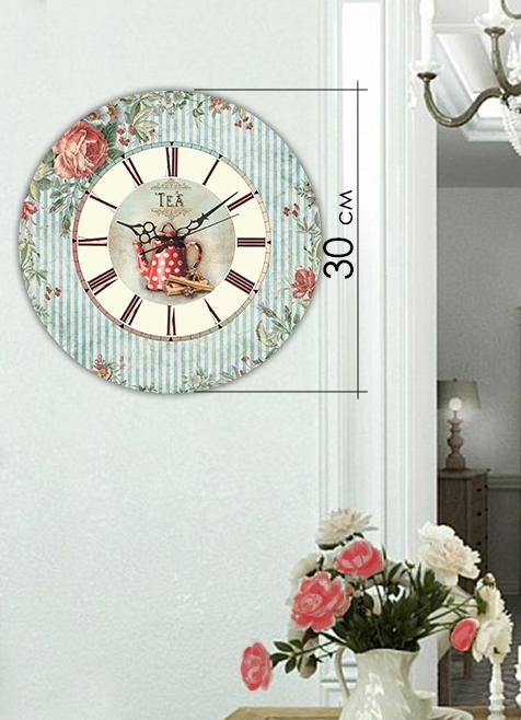 Часы Art-Life Акриловые часы 4А-9-30х30