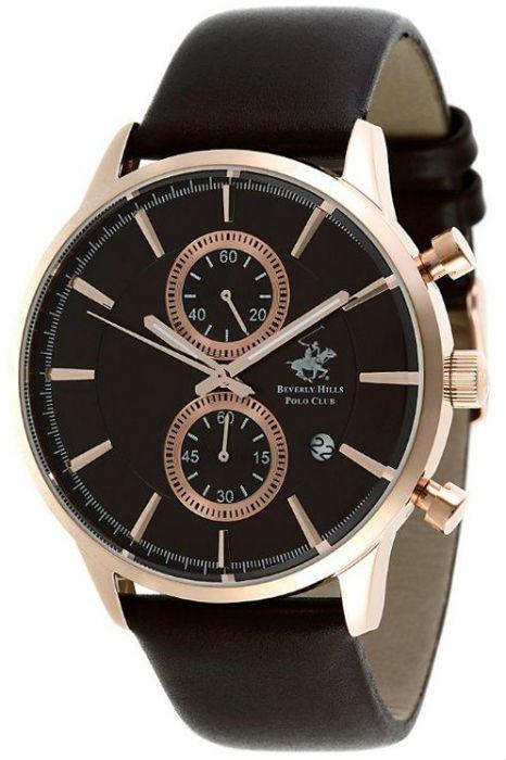 Наручные часы Beverly Hills Polo Club Men's Collection BH458-02