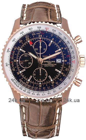 Наручные часы Breitling Navitimer World H2432212/B928/756P