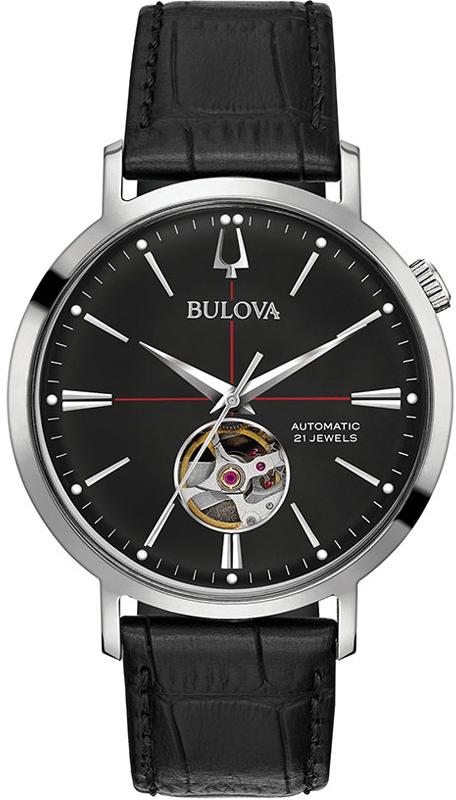 Наручные часы Bulova Mechanical 1 96A201