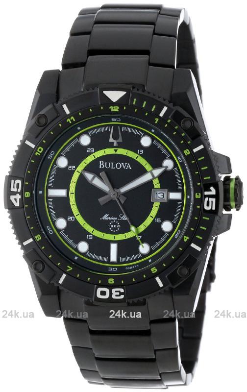 Наручные часы Bulova Marine Star 6 98B178