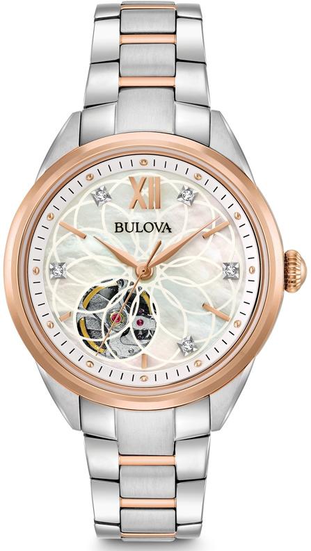Наручные часы Bulova Diamond 1 98P170