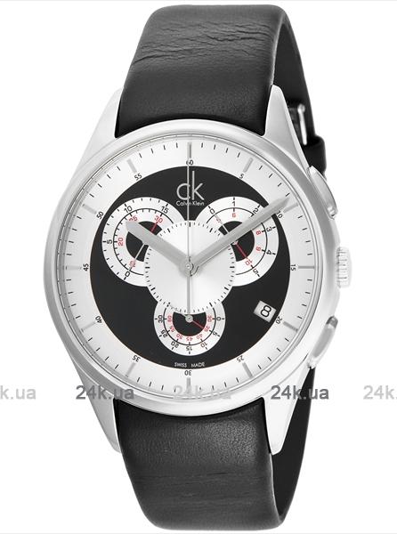 Наручные часы Calvin Klein CK BASIC CHRONO K2A27102