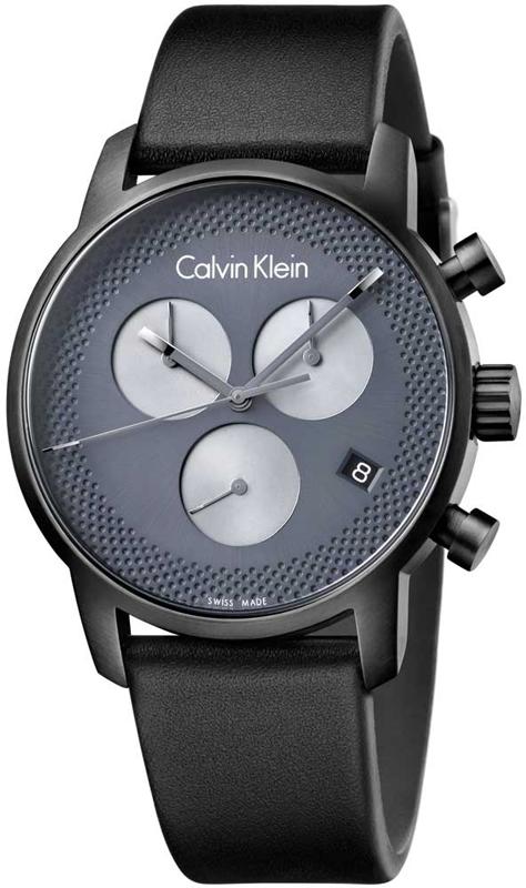 Наручные часы Calvin Klein CK CITY CHRONO K2G177C3