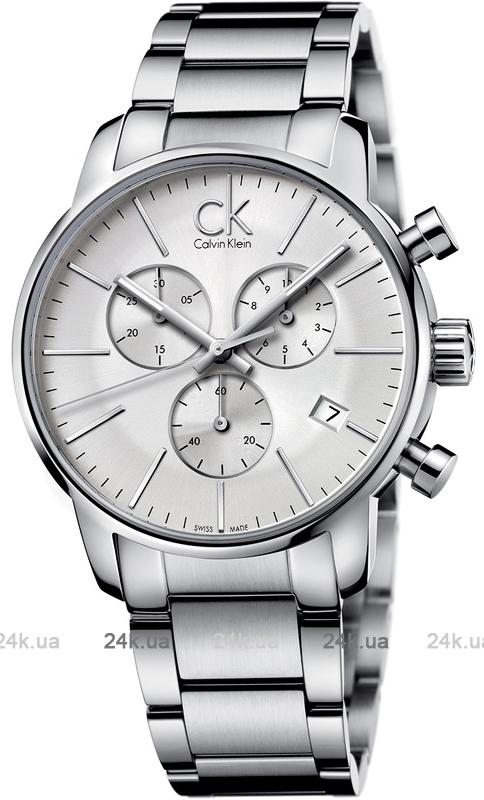 Наручные часы Calvin Klein CK CITY CHRONO K2G27146