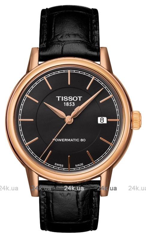 Наручные часы Tissot Carson Powermatic 80 T085.407.36.061.00