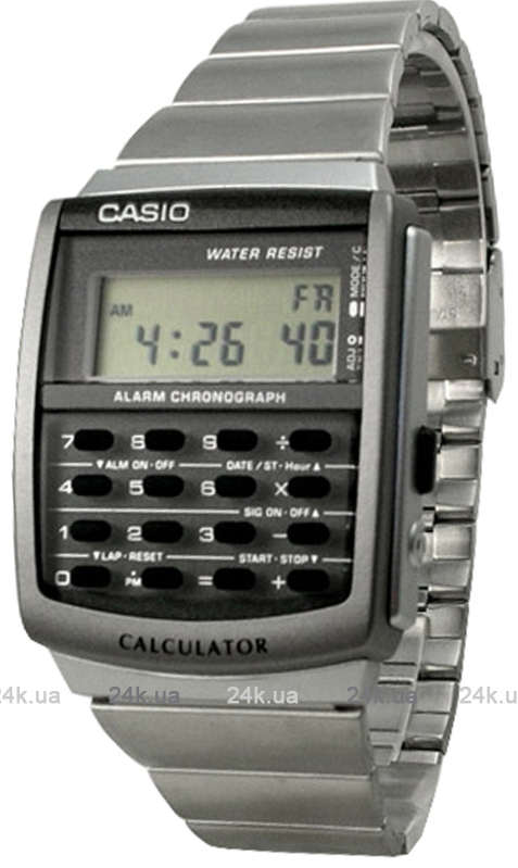 Наручные часы Casio Collection CA CA-506-1UR