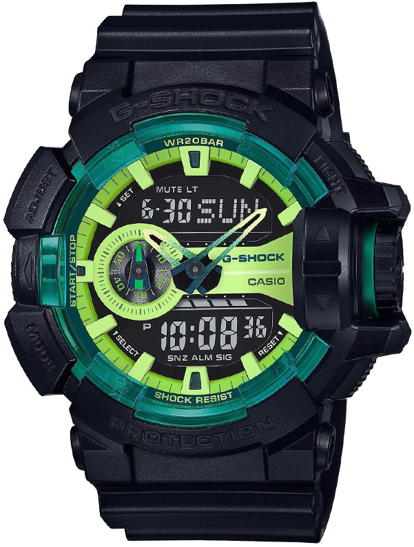 Наручные часы Casio G-Shock GA GA-400LY-1AER