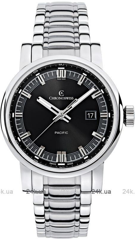 Наручные часы Chronoswiss Pacific CH 2883 BK