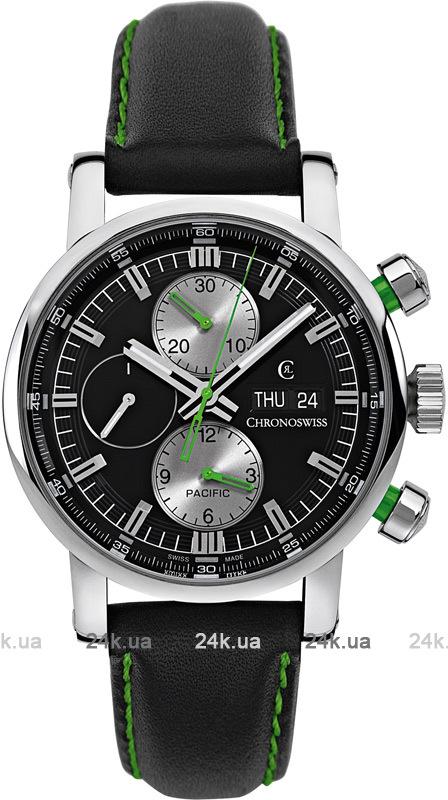 Наручные часы Chronoswiss Pacific Chronograph CH 7583 BK