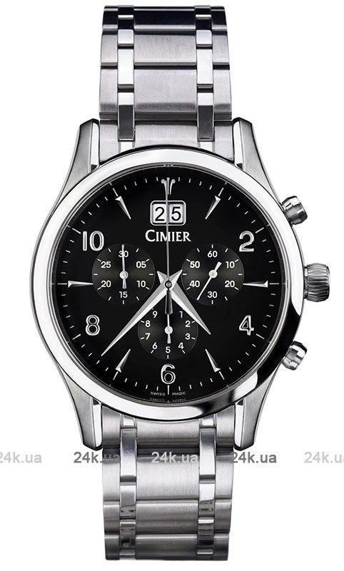 Наручные часы Cimier 1924 Chrono Big Date 2404-SS062