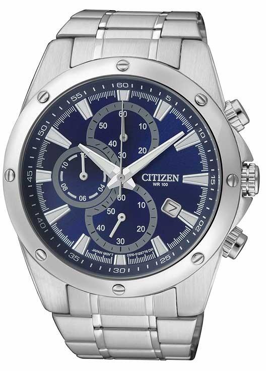 Наручные часы Citizen Sports Chronograph AN3530-52L