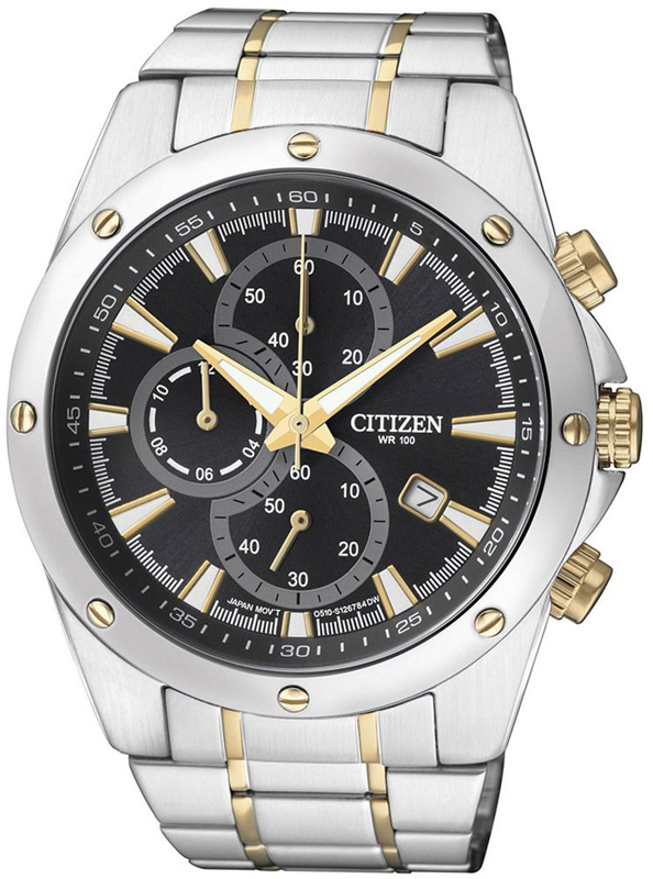 Наручные часы Citizen Sports Chronograph AN3534-51E