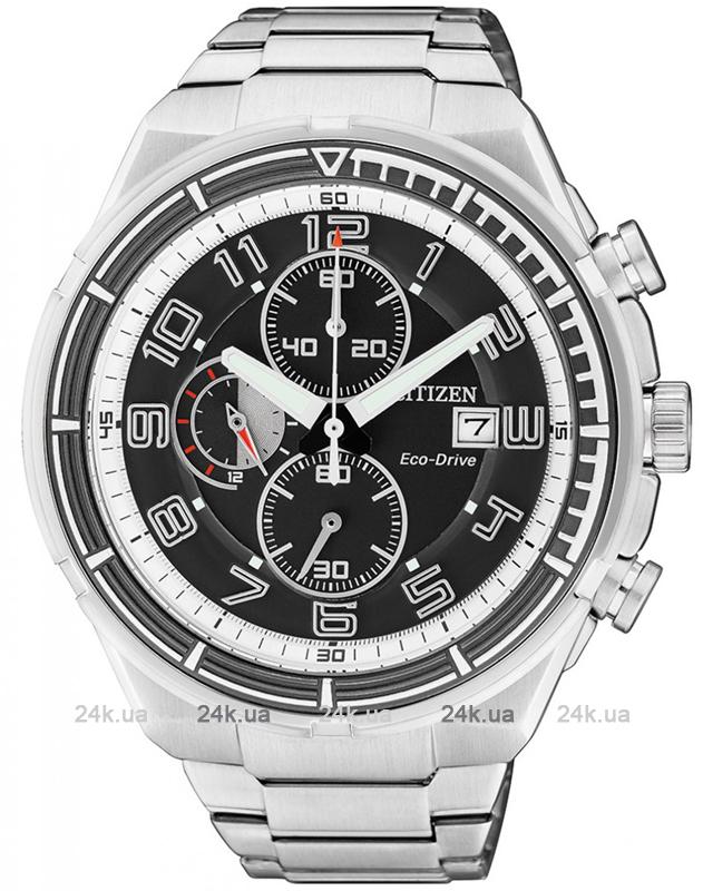 Наручные часы Citizen Adventure Chronograph CA0490-CA0491 CA0490-52E
