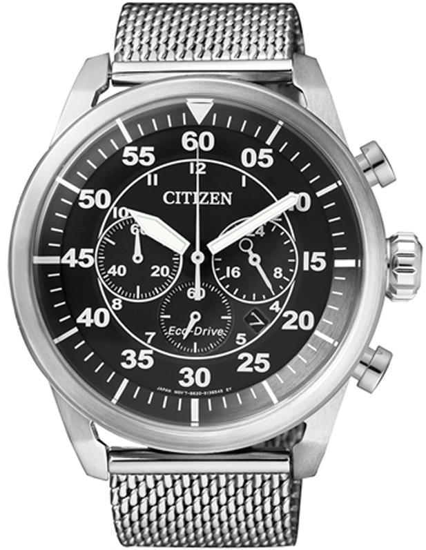 Наручные часы Citizen Eco-Drive CA4210-59E