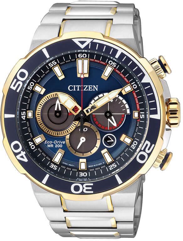 Наручные часы Citizen Eco-Drive CA4254-53L