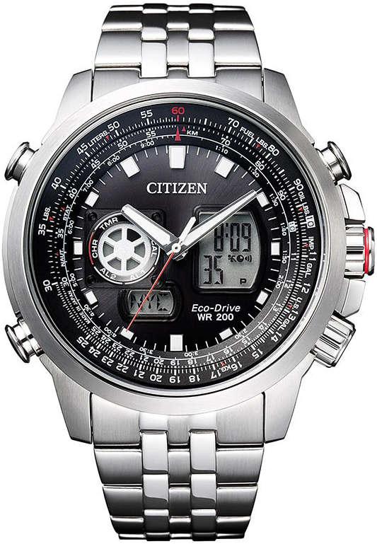 Наручные часы Citizen Eco-Drive JZ1060-50E