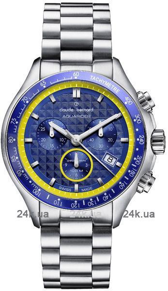 Наручные часы Claude Bernard Aquarider Chronograph 10207 3BM BUJ