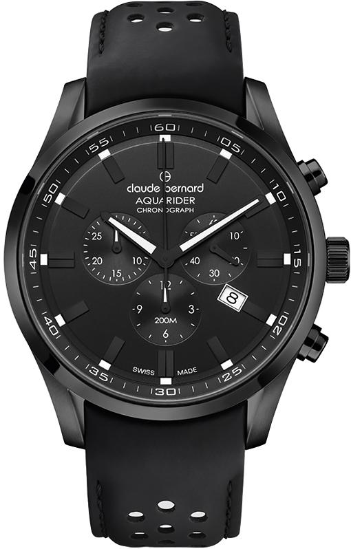 Наручные часы Claude Bernard Aquarider Chronograph 10222 37NC NINOB