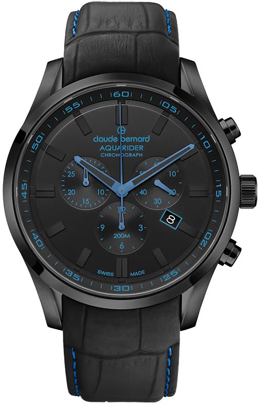 Наручные часы Claude Bernard Aquarider Chronograph 10222 37NC NINOBU