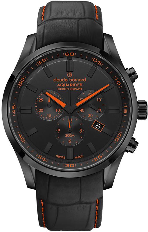 Наручные часы Claude Bernard Aquarider Chronograph 10222 37NC NINOO
