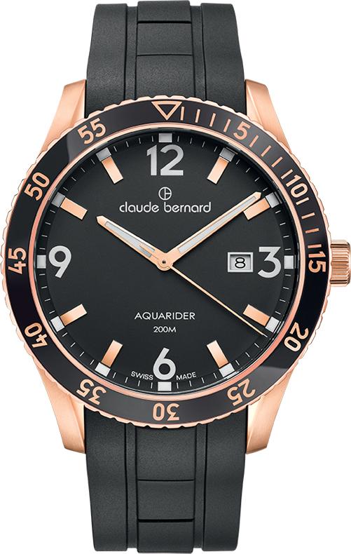 Наручные часы Claude Bernard Aquarider 53008 37RNCA NIR