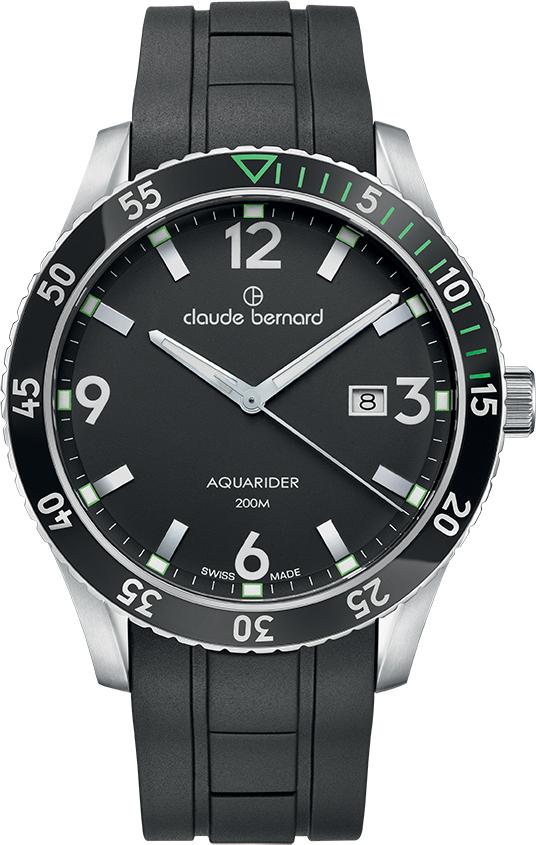 Наручные часы Claude Bernard Aquarider 53008 3NVCA NV