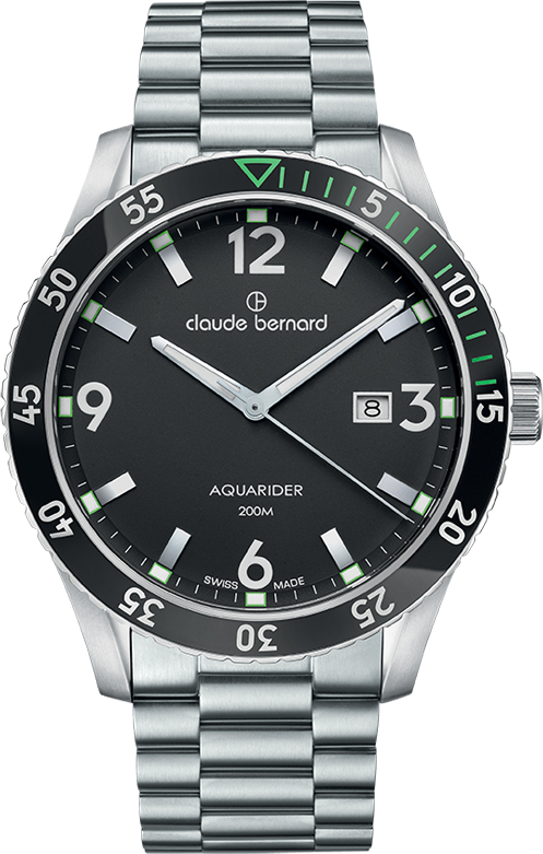 Наручные часы Claude Bernard Aquarider 53008 3NVM NV